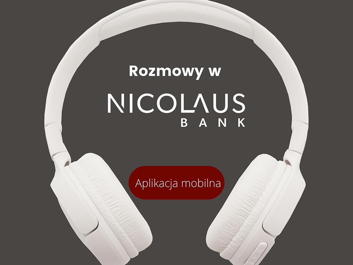 Pierwszy podcast wNicolaus Banku
