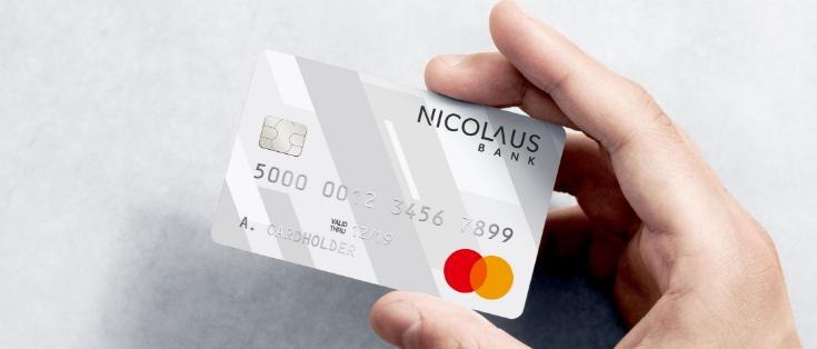 Karty ipłatności mobilne wNicolaus Banku