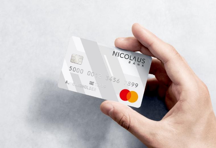 Karty płatnicze wNicolaus Banku